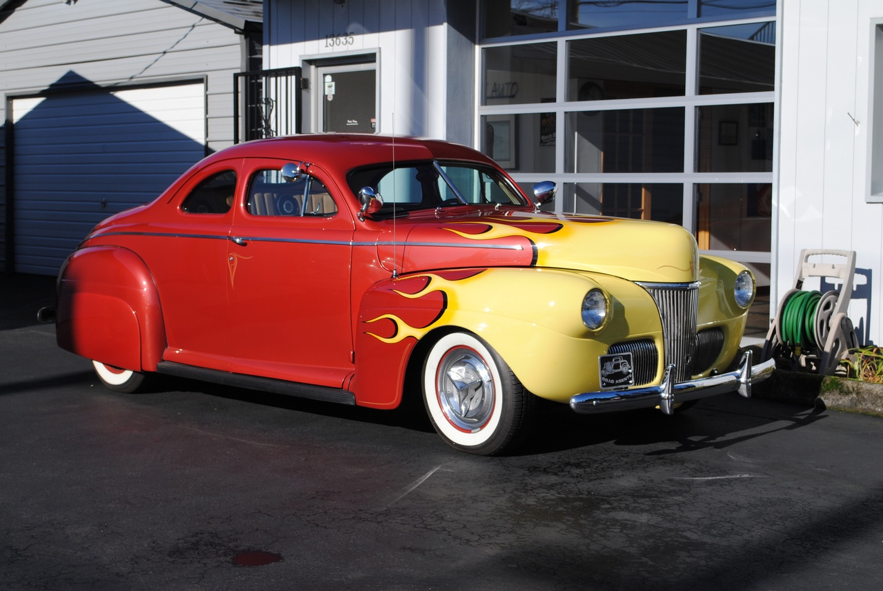 Bad Boy Auto Llc 1941 Ford Business Coupe